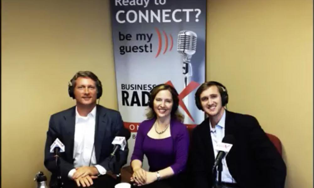 Linley Jones on the Atlanta Legal Experts Radio Show
