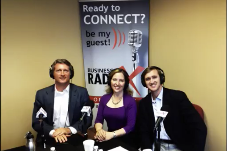 Linley Jones on the Atlanta Legal Experts Radio Show