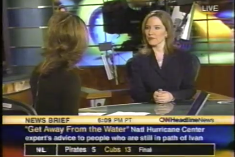 Linley Jones on Martha Stewart Trial 1