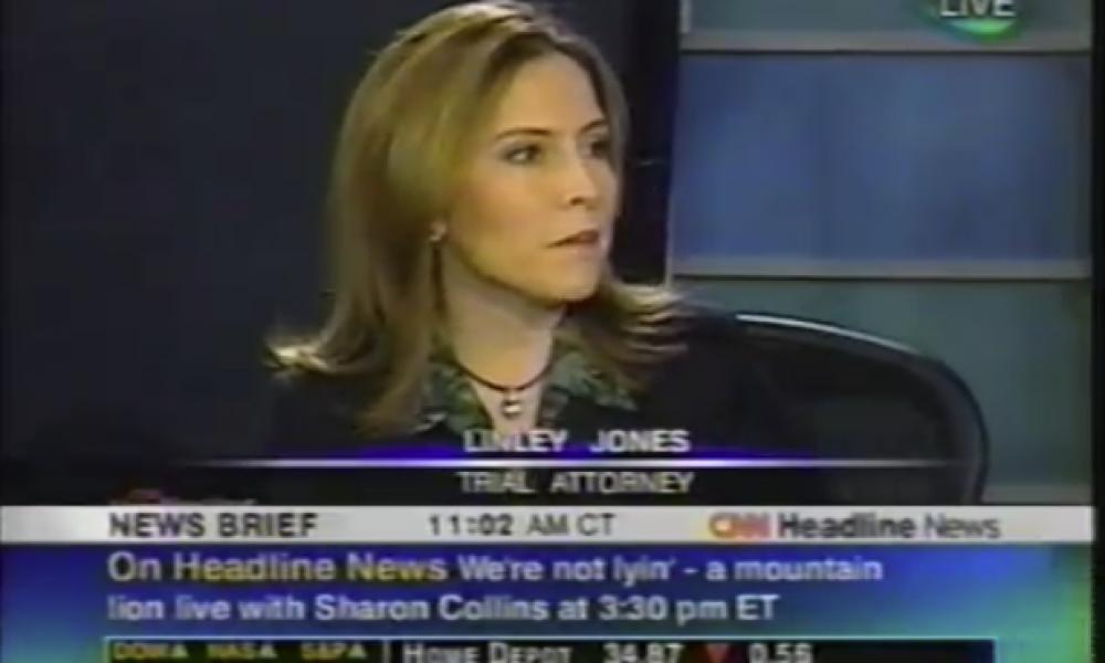 Linley Jones on Michael Jackson Trial