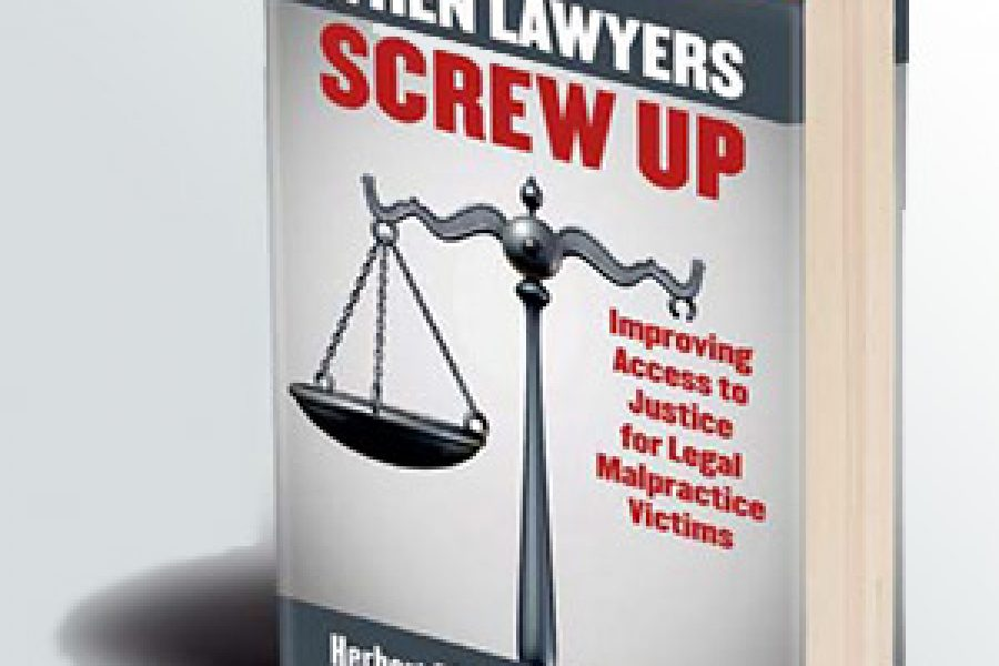 When Should a Lawyer Report a Mistake to a Legal Malpractice Insurer?