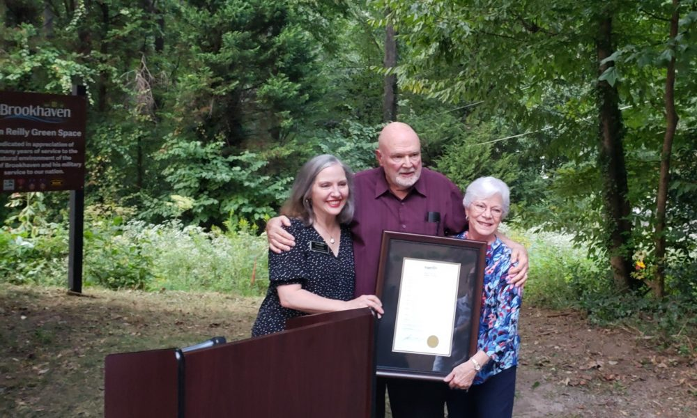 Proclamation In Recognition of Tom Reilly